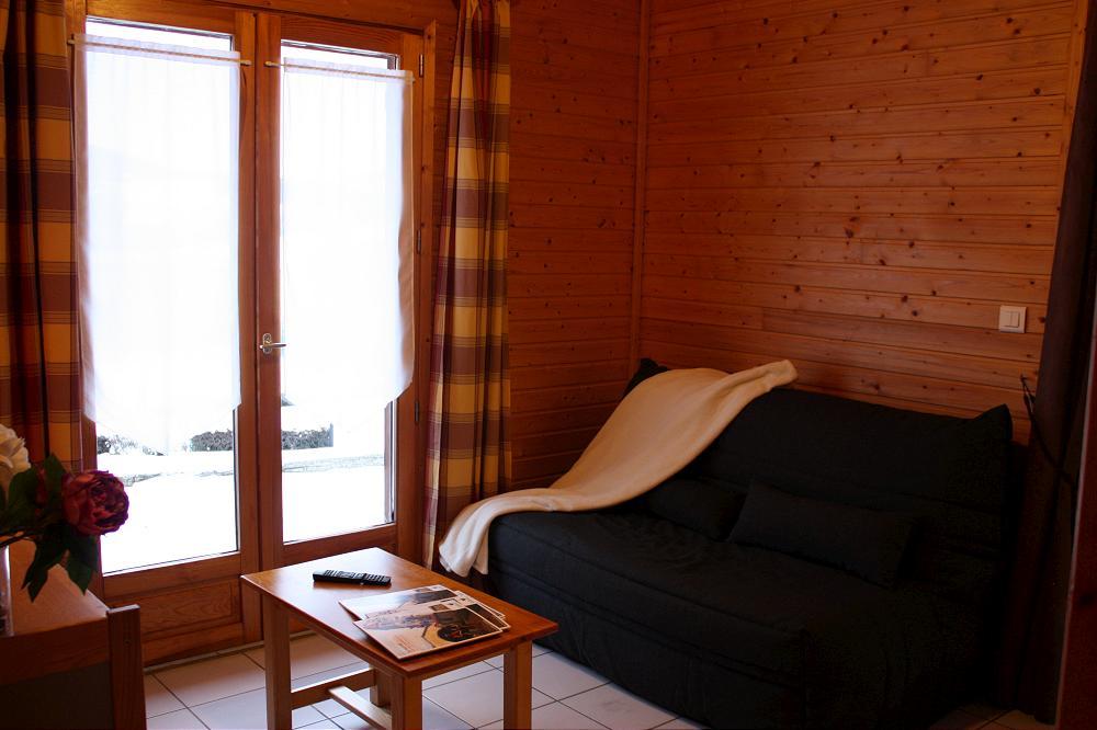 Camping aux chalets du lac auvergne 2 grande photo