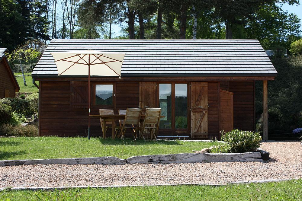Camping les chalets du lac Auvergne 3 grande photo