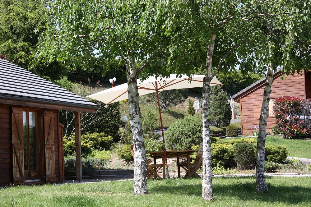 Camping les chalets du lac Auvergne 4 grande photo