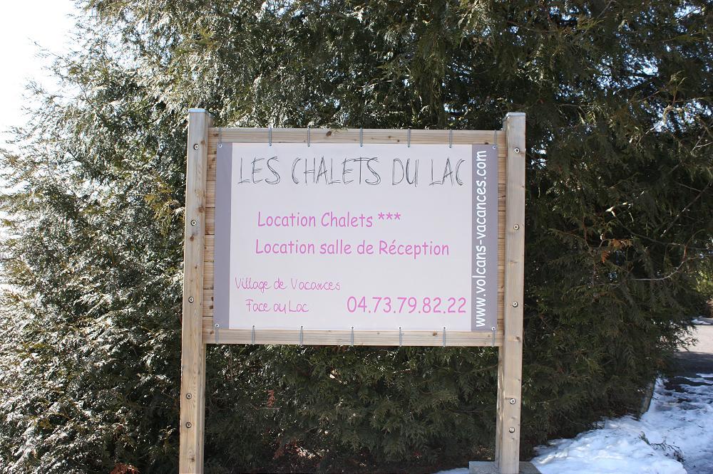 Camping les chalets du lac d'Aydat Puy de Dôme 63  3 petite photo