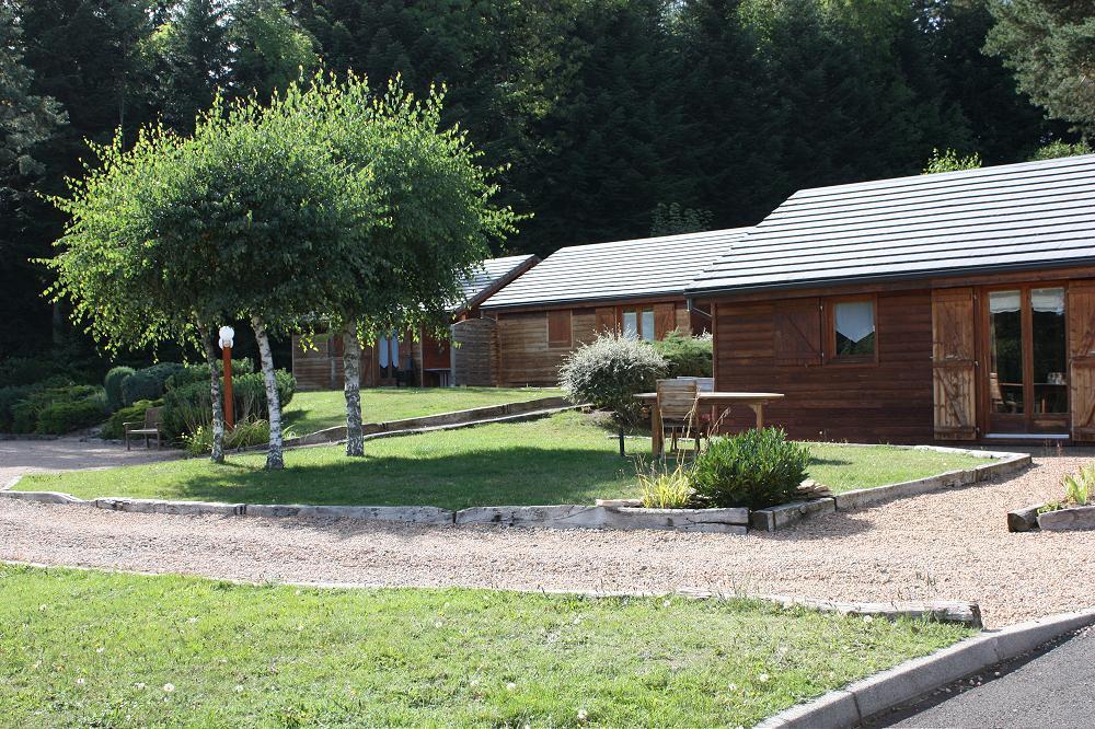 location de chalets en dernière minute en Auvergne grande photo 4