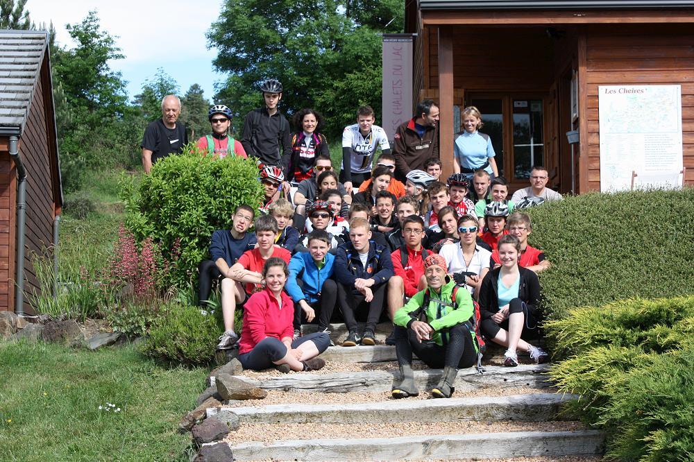 Gîte pour groupe dans le Puy de Dôme 63  en Auvergne grande photo 1