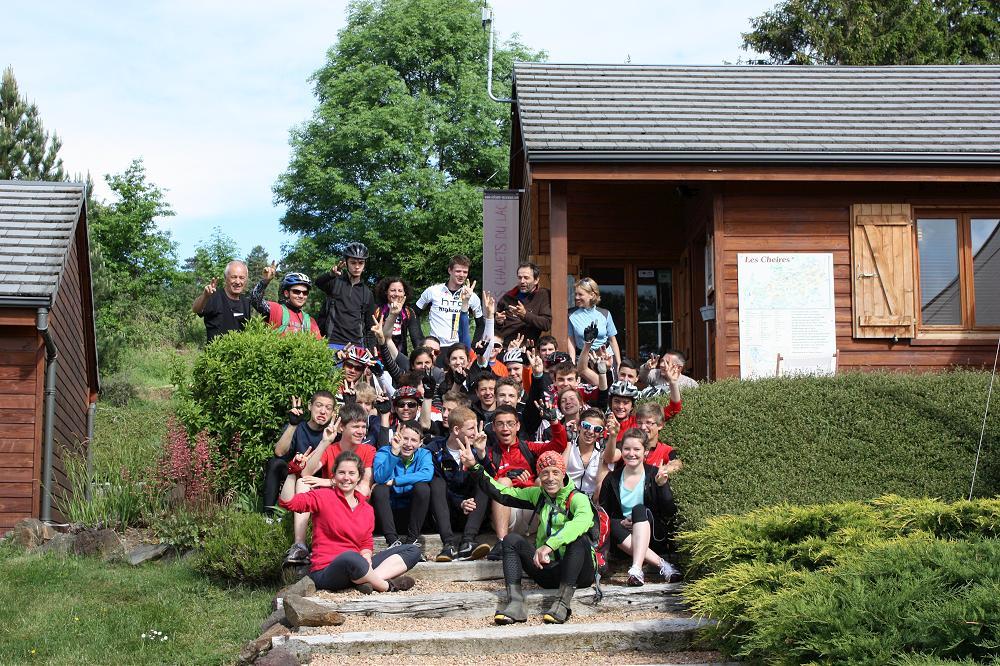 grand gite pour groupe en Auvergne dans le Puy de Dôme 63 gp 1
