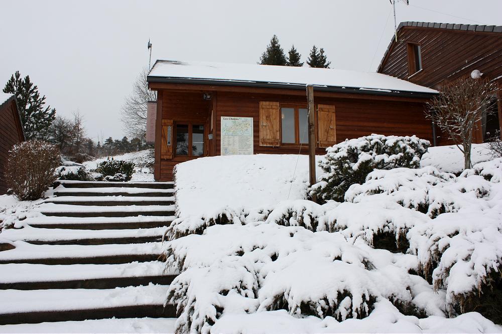 location gîte pour les vacances de Noël dans le 63 Puy de Dôme trés grande photo - 5